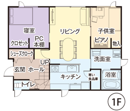 図面1階(施工後)