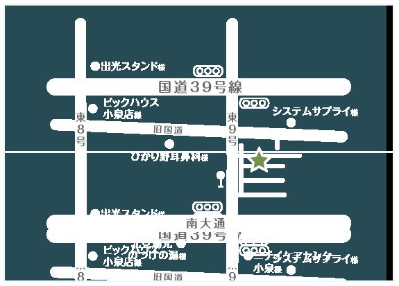 スマートプロジェクト会社マップ