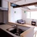 キッチン〜リビング