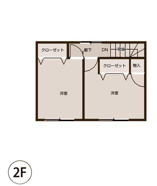 case4リノベーション図面2階